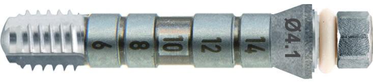 TL RP Gewindeschneider Adapter