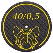 Trennscheiben 40/0.5BF für Metall